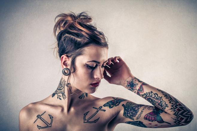 Piercing – Tatuaggi – Studio Rimozione con certificato sanitario (Bari)
