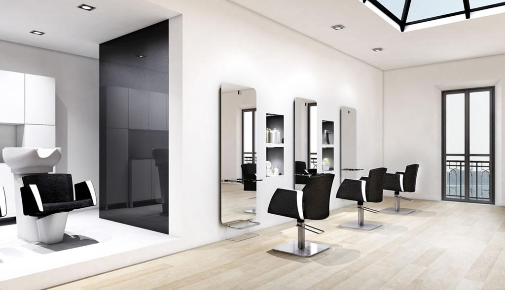 Arredamento negozio parrucchieri a partire da bari for Arredamento per parrucchieri
