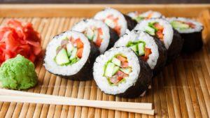 sushi-e-pesce