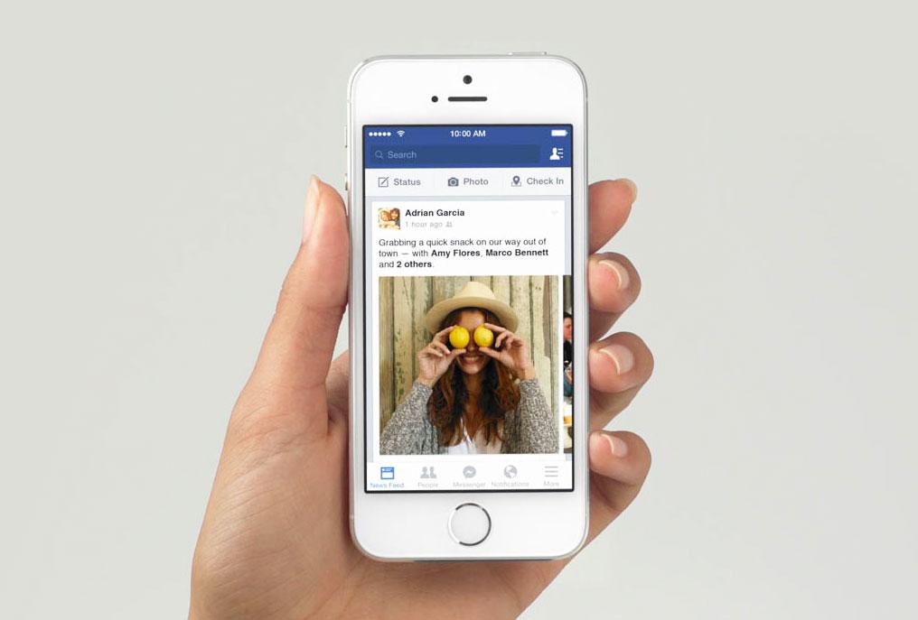 Facebook torna alle origini – Più spazio alle notizie degli amici