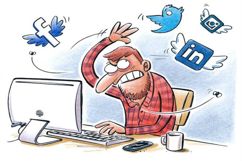 Gestione Social – Non hai tempo? Keep Calm… ci pensiamo noi!