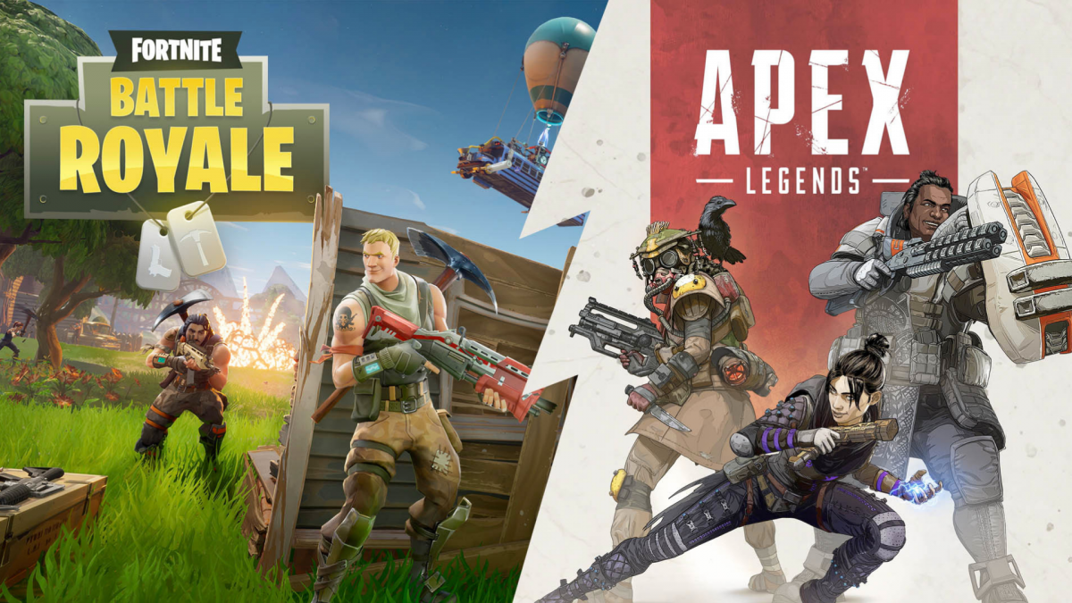 Fortnite vs Apex Legends – Come guadagnare milioni con il Battle Royale