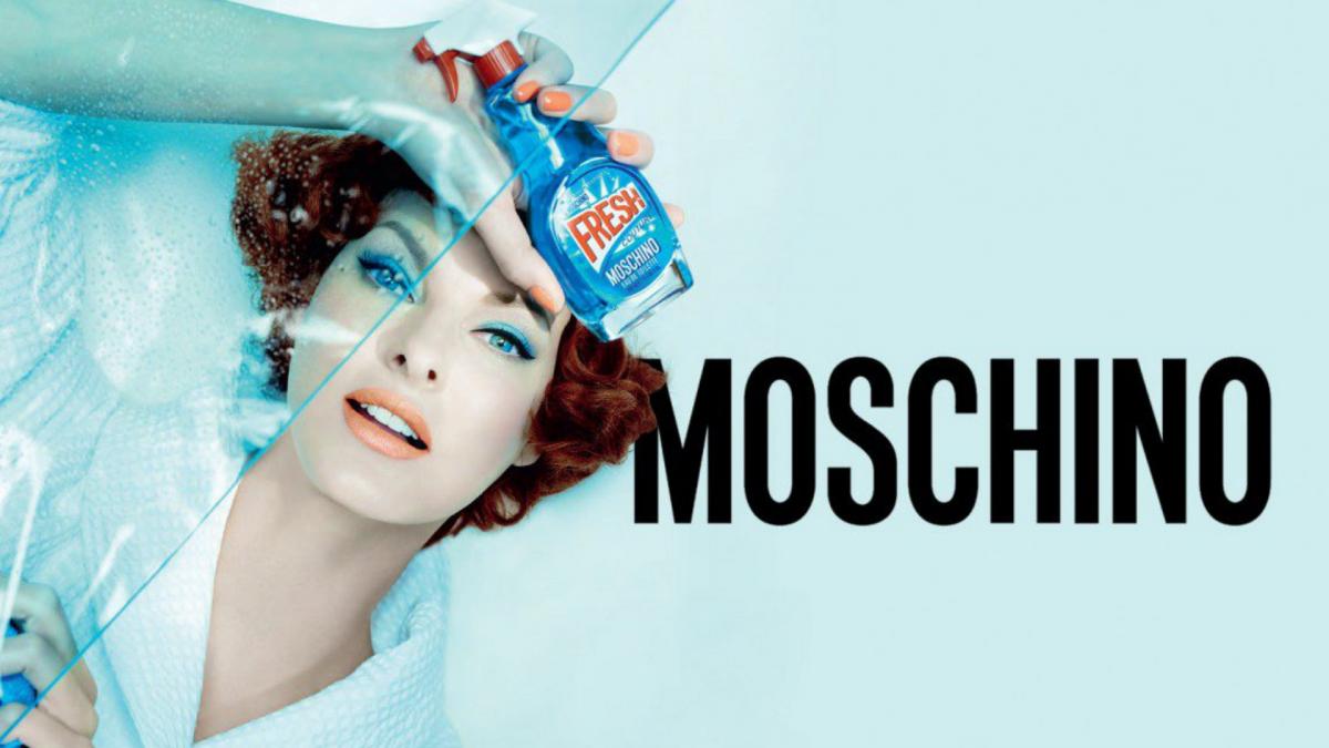 Moschino Fresh, quando design & package sono idee di successo