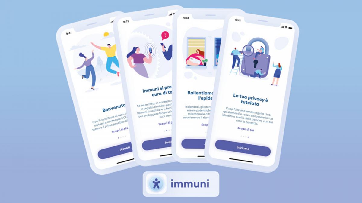 App Immuni, lo smartphone ci aiuterà a tracciare e fermare il Coronavirus