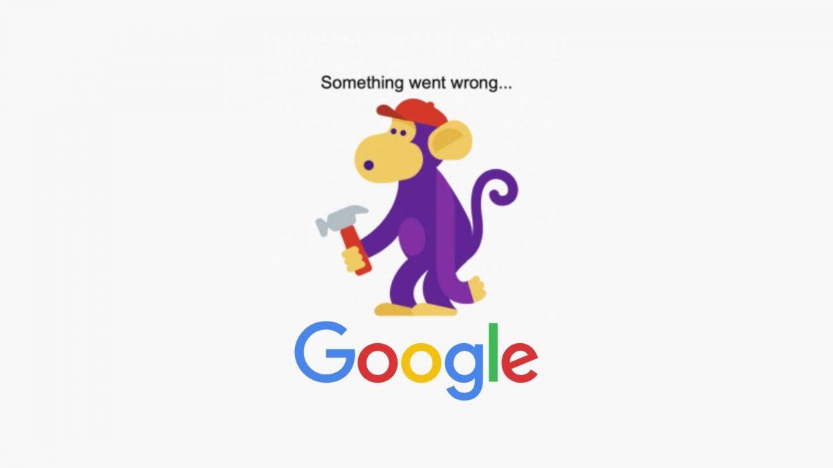 Se Google si ferma… (quasi) tutto il mondo torna nel Medioevo!